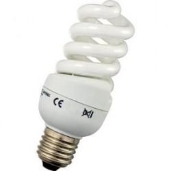 Lampada fluorescente compatta a spirale 25Watt 12/24V
