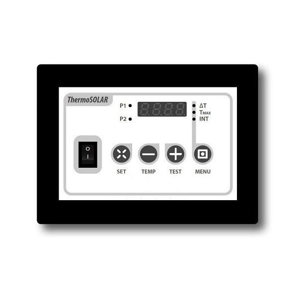 Centralina Differenziale Thermo Solar Box 100 per Solare Termico