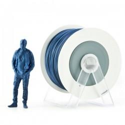 Filamento in PLA Azzurro metallizzato - 1kg
