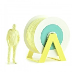 Filamento in PLA Giallo paglierino - 1kg