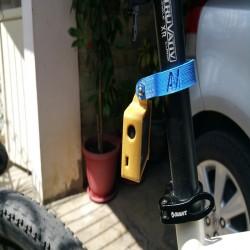 Accessorio GoPro per sella bicicletta