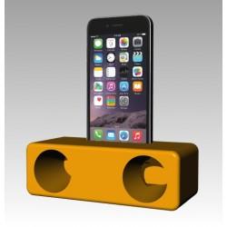 Amplificatore Audio Smartphone iPhone 6 due uscite
