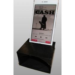 Amplificatore Audio e Stand Smartphone