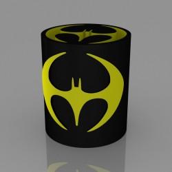 Portapenne cilindrico - Batman