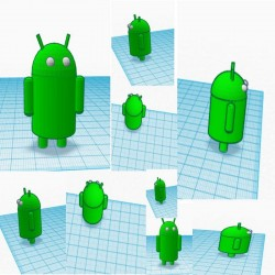 Modellino Android