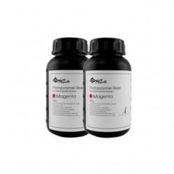 Resina fotopolimerica Magenta - 2x500gr
