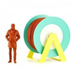 Filamento in PLA Arancione mattone - 1kg