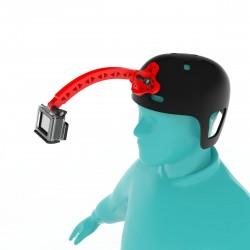 Accessorio GoPro per casco