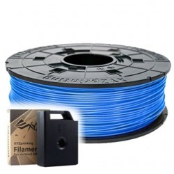 Cartuccia in ABS Blu - 600gr